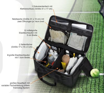EliteBags MULTY'S Multifunktionstasche